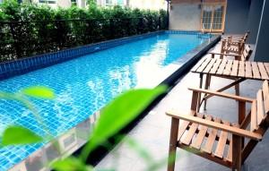 interpark service hotel-pool